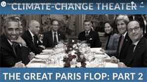 Paris Climate Accords: Political Sound and Fury Signalling Nothing - Part 2