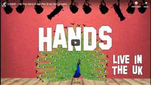 HANDS | The True Story of a Mother & Her Son | a poem
