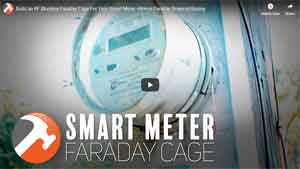Build an RF Blocking Faraday Cage For Your Smart Meter